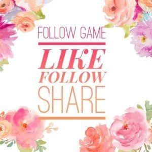 Follow Game *LIKE. FOLLOW. SHARE*